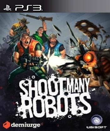 机器人暴动 欧版下载