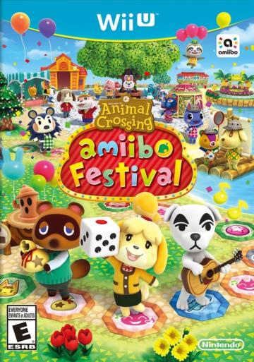 动物之森Amiibo节日 欧版下载