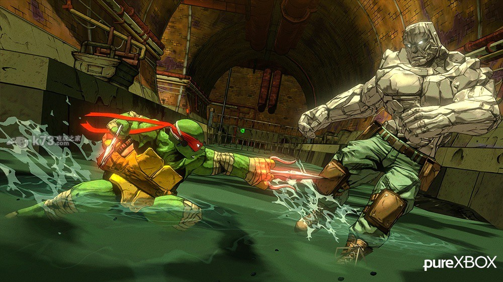 忍者神龟曼哈顿变种 汉化硬盘版下载 截图