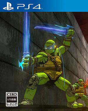 忍者神龟曼哈顿变种 美版预约