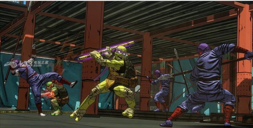 忍者神龟曼哈顿变种 美版预约 截图
