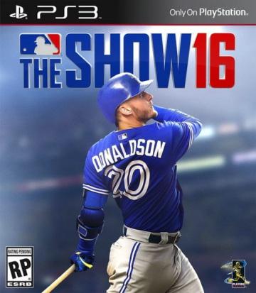 MLB美国职业棒球大联盟16 美版