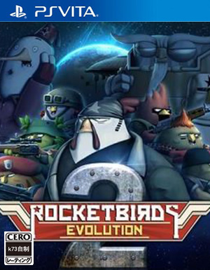火箭鸟2进化 欧版下载