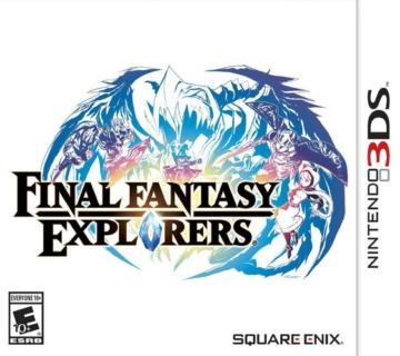 最终幻想探索者 美版下载