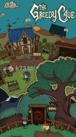 贪婪洞窟 v3.0.2 安卓正版下载 截图