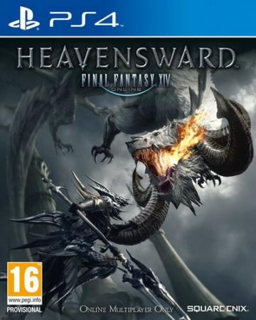 最终幻想14苍天的伊修加德 欧版下载