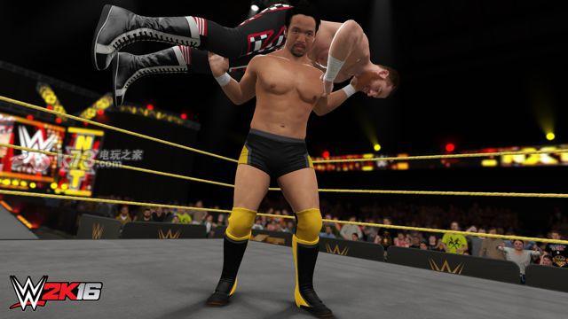 WWE2K16 中文版下载 截图