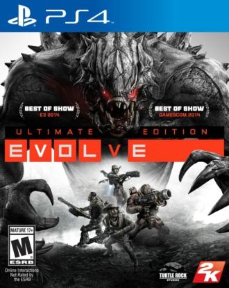 [PS4]恶灵进化终极版中文版下载