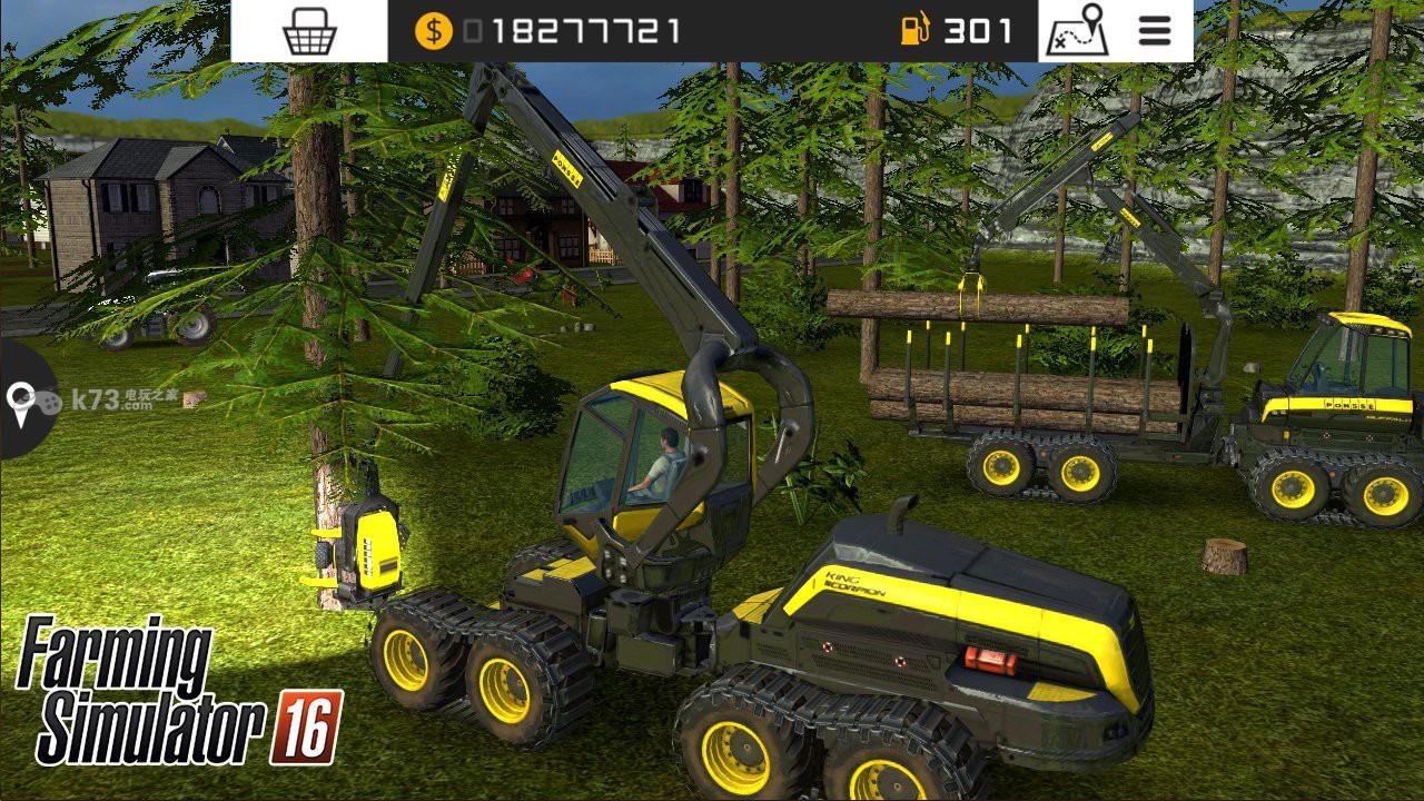 模拟农场16 中文版下载 截图
