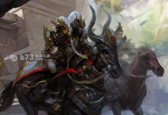 《西楚霸王手游》以楚汉之争中落败的西楚霸王项羽