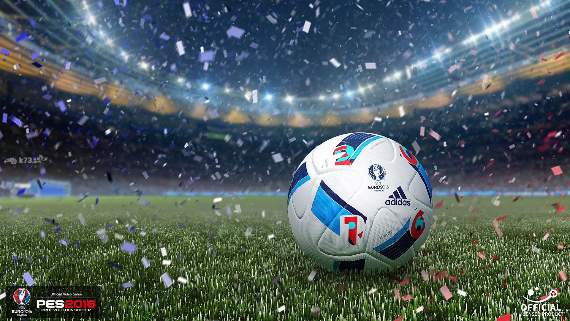 实况足球2016 欧洲杯 美版预约 截图