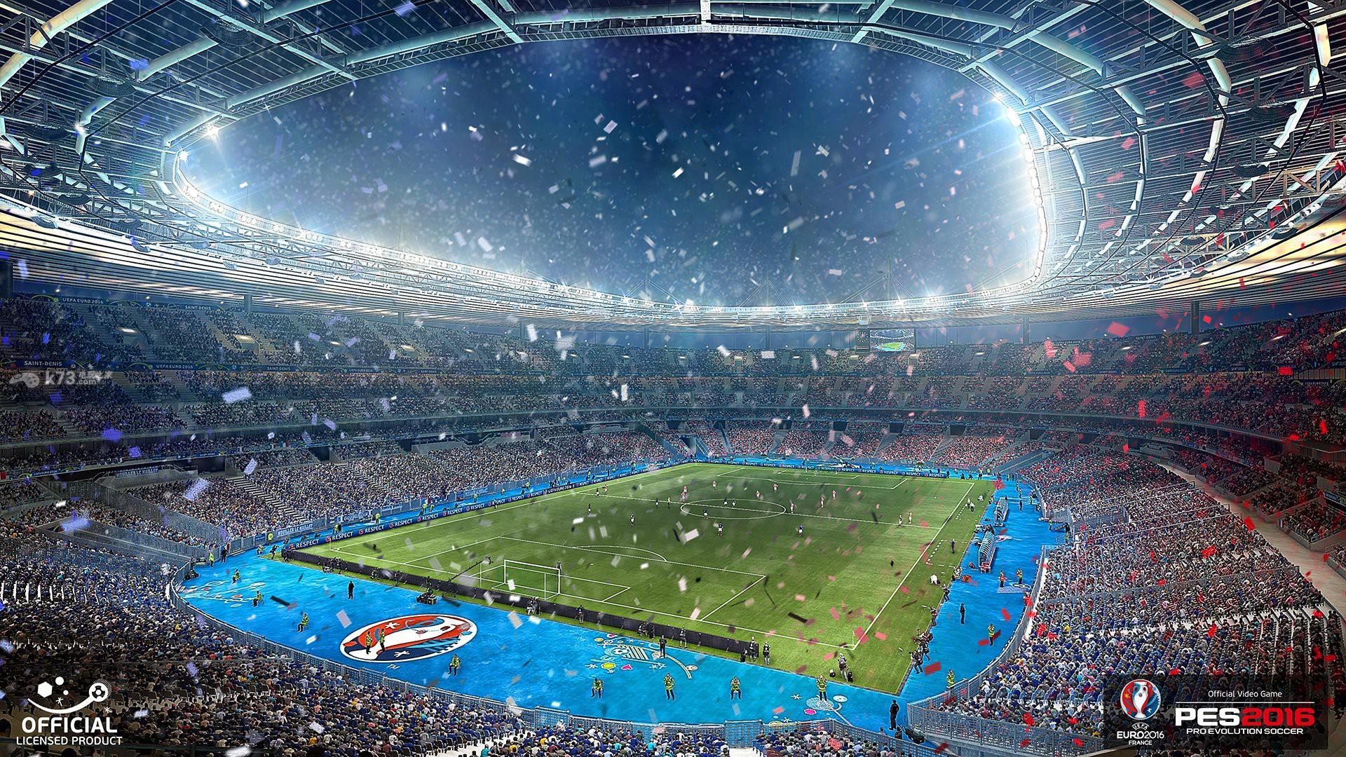 实况足球2016 欧洲杯 日版预约 截图
