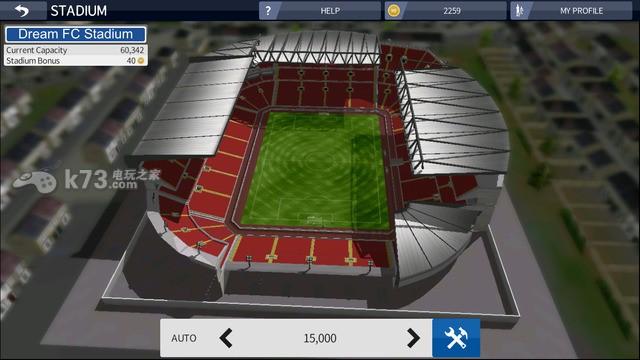 梦幻足球联盟2016 安卓破解版下载 截图