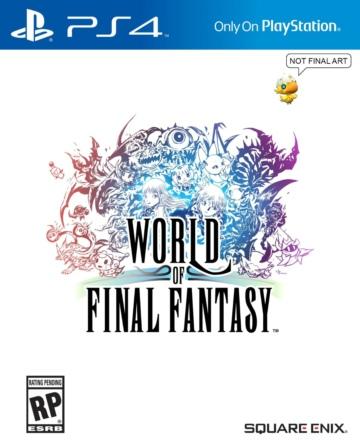 最终幻想的世界 简体中文版下载