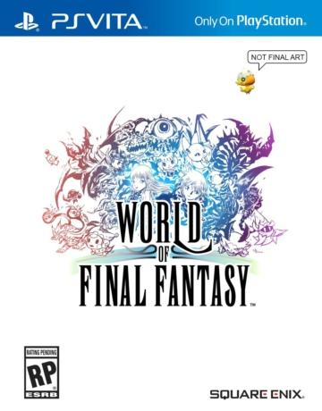 最终幻想的世界简体中文版下载