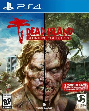 [PS4]死亡岛终极版欧版预约