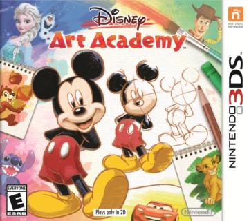 绘心教室 迪士尼艺术学院美版下载