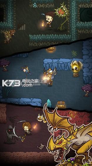 贪婪洞窟 中文无限水晶破解版下载 截图