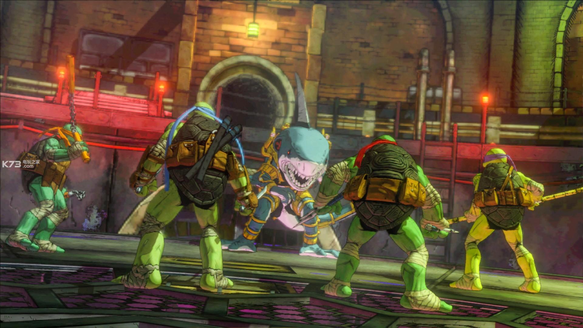 忍者神龟曼哈顿变种 欧版预约 截图