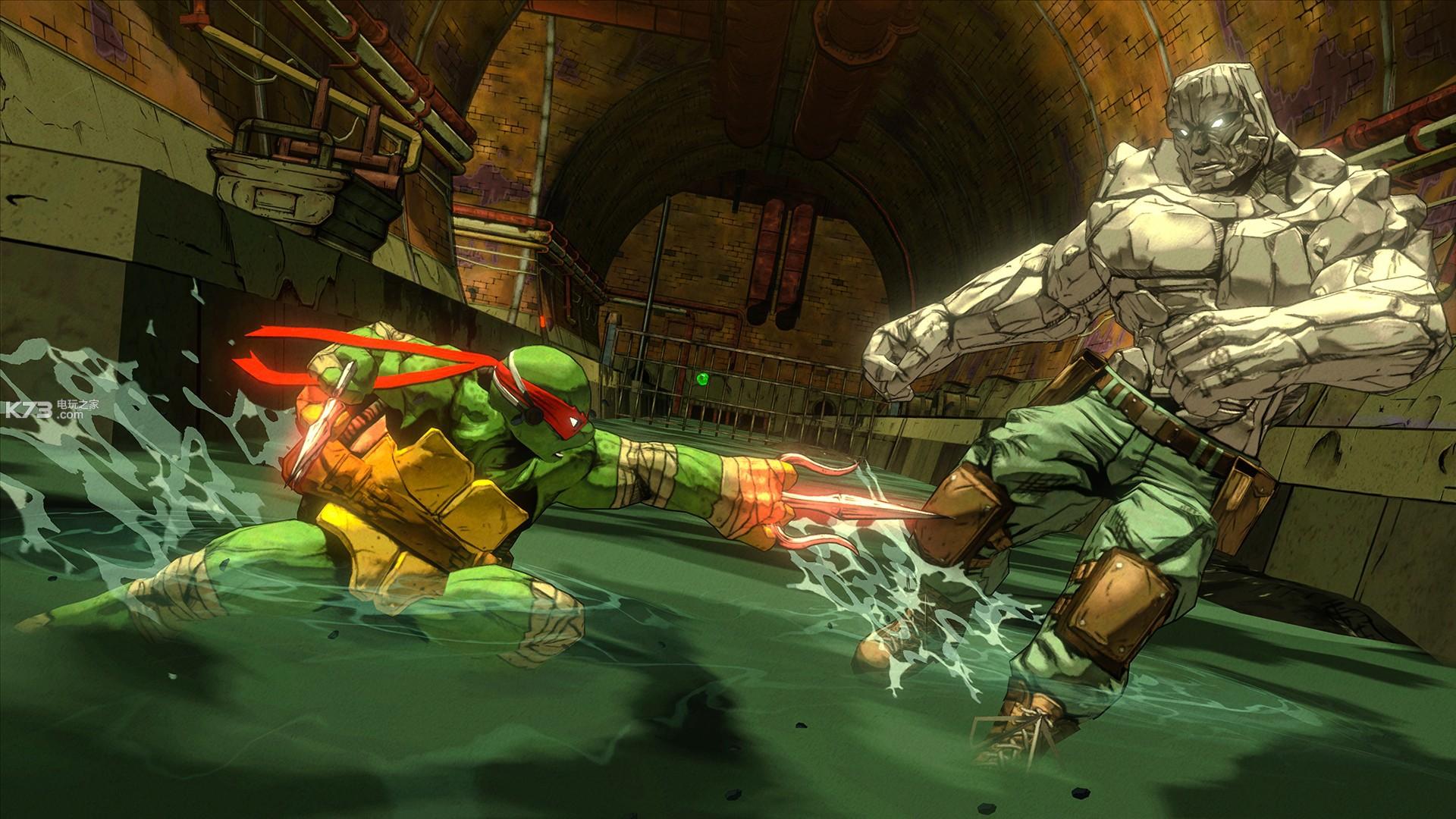 忍者神龟曼哈顿变种 欧版下载 截图