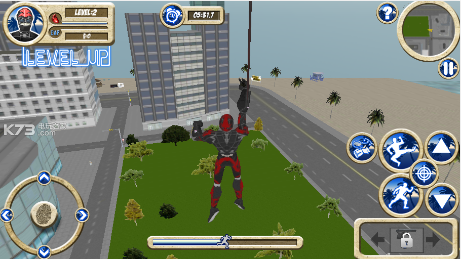 绳索英雄 v1.34 安卓正版下载 截图