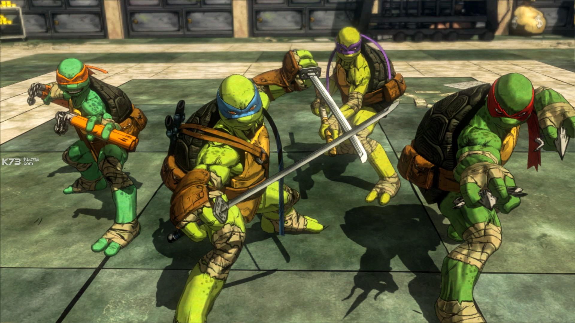 忍者神龟曼哈顿变种 欧版 截图