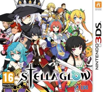 [3DS, New 3DS]3ds 星光幻歌欧版下载 STELLA GLOW 3ds欧版下载