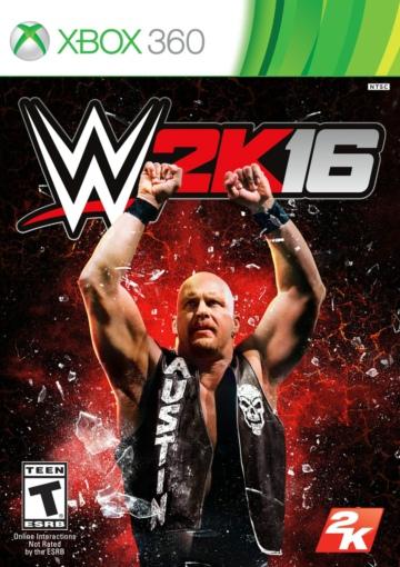 WWE2k16美版下載【GOD/XEX/全區ISO】