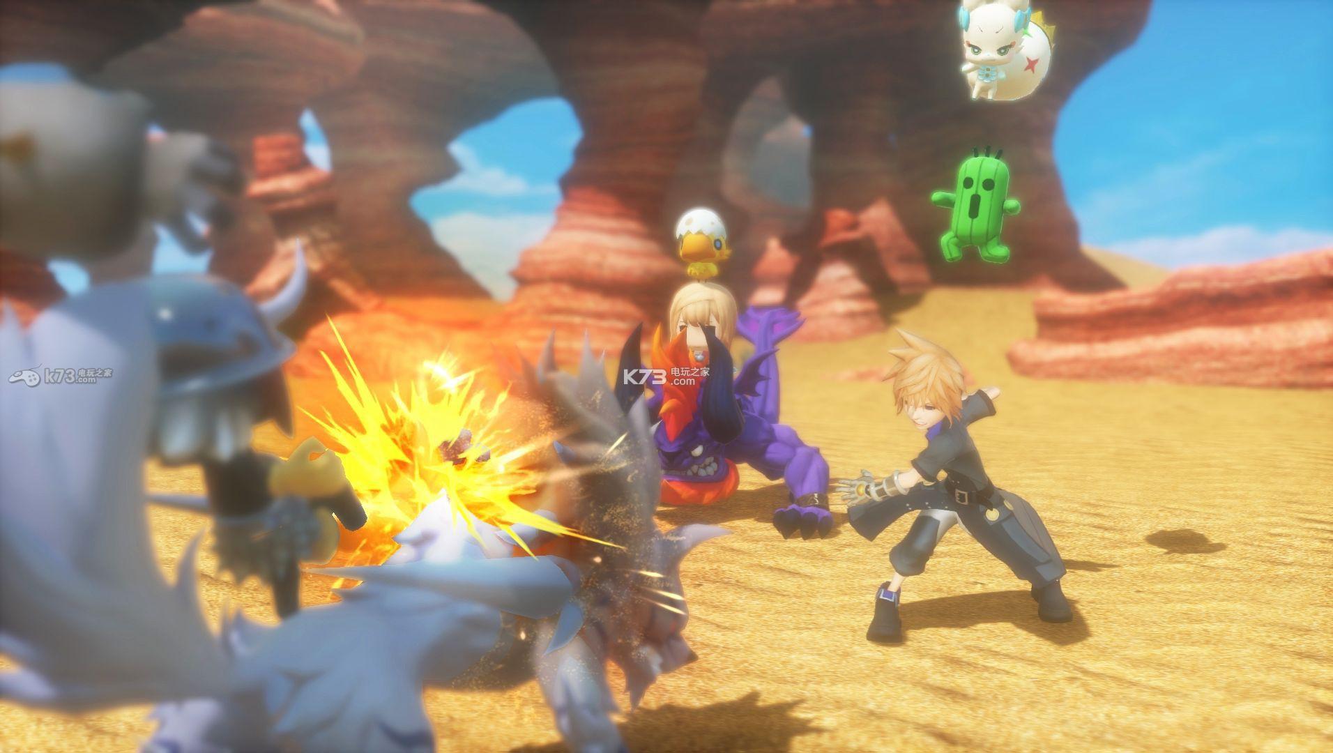 最终幻想世界手游 v1.0.0 越狱版下载 截图