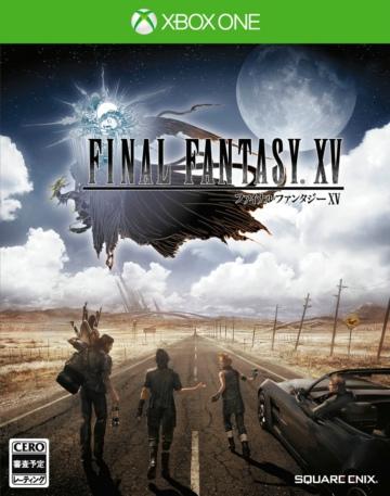 最终幻想15 国行版预约