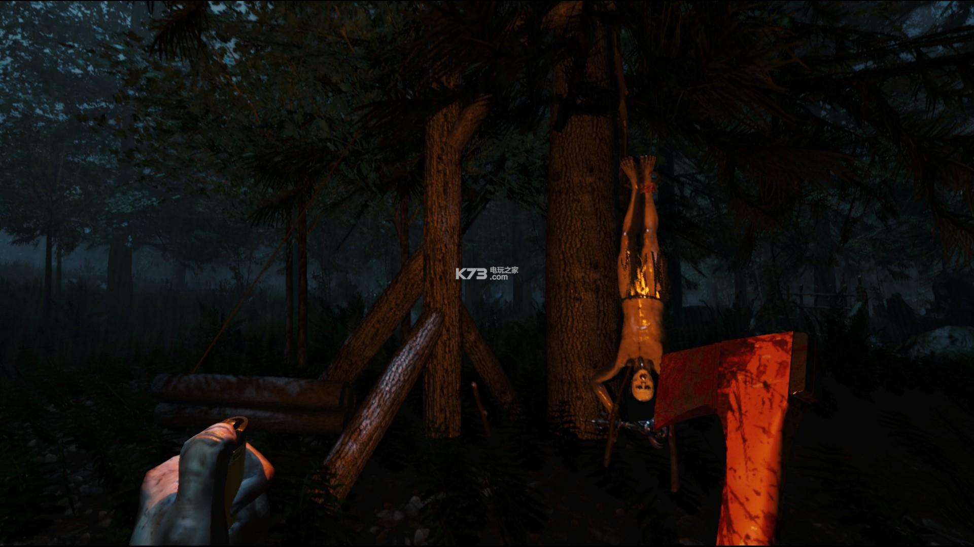 森林The Forest v0.59b 免安装版下载 截图