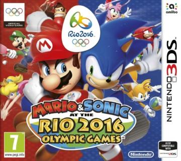马里奥与索尼克在里约奥运会欧版下载