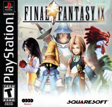 最终幻想9 美版下载