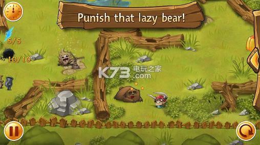 痛击懒熊 v1.0 中文破解版下载 截图