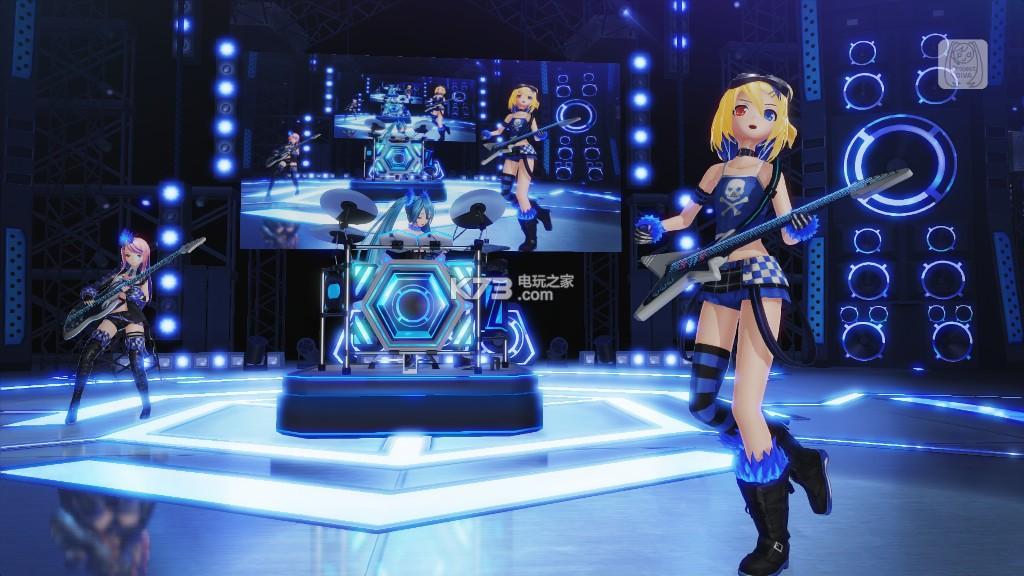 初音未来歌姬计划X 美版下载预约 截图