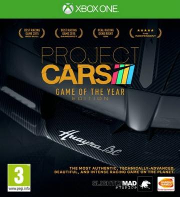 [Xbox One]赛车计划完美版美版预约 赛车计划年度版XB1美版