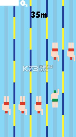 游泳队员 v1.0 中文破解版下载 截图