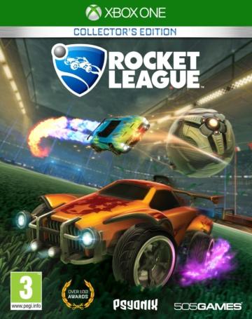 [Xbox One]火箭联盟收藏版欧版预约 火箭联盟完整版xboxone版预约
