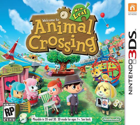 [3DS, New 3DS]来吧!动物之森gw金手指【美版】