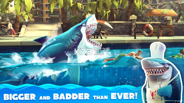 饥饿的鲨鱼世界 v4.0.6 正版ios版下载 截图