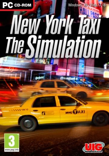 纽约城市出租车模拟 硬盘版下载
