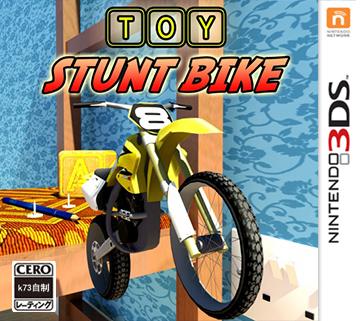 [3DS, New 3DS]3ds 玩具特技摩托美版下载 玩具特技摩托美版CIA下载