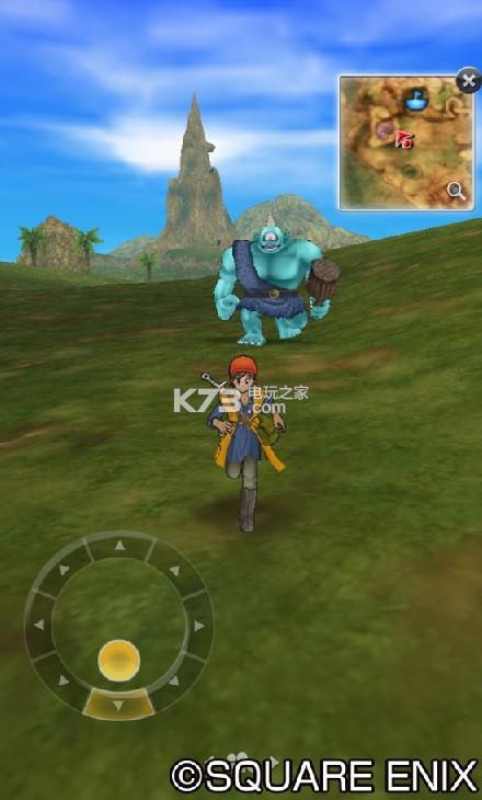 勇者斗恶龙8 v1.1.1 ios正版中文版下载 截图