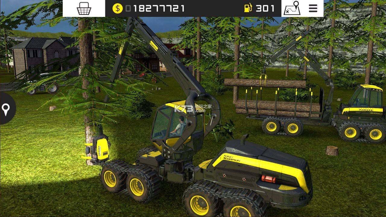 模拟农场16口袋农场3 日版下载 截图