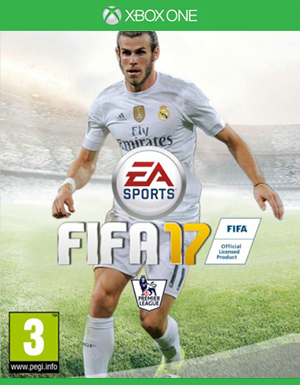 FIFA17 中文版下载