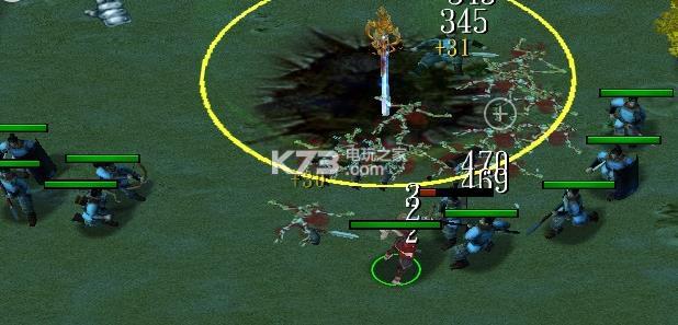 0b下载 魔兽rpg地图隐藏英雄图片