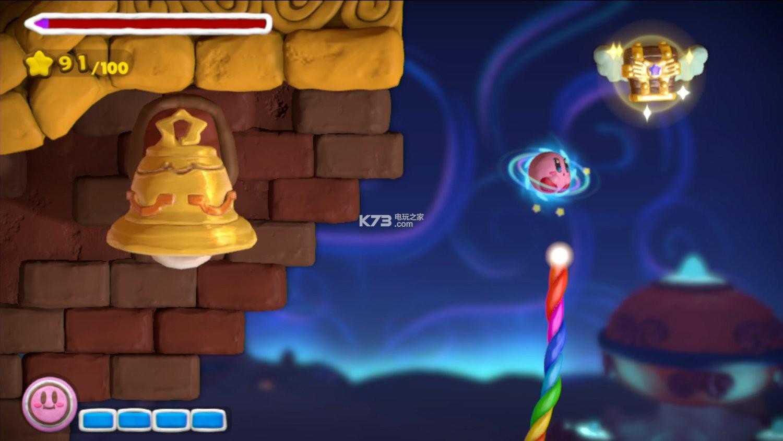 星之卡比彩虹诅咒 美版下载 截图