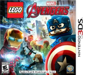 乐高LEGO系列游戏16部作品英文版cia下载
