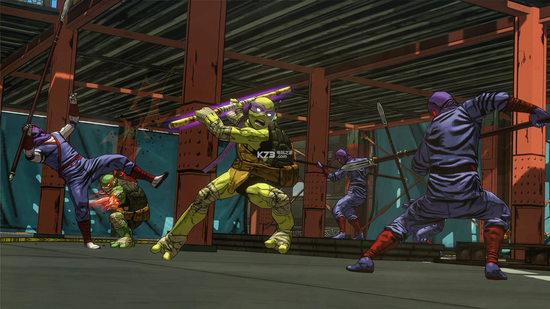 忍者神龟曼哈顿变种 中文免安装版下载 截图