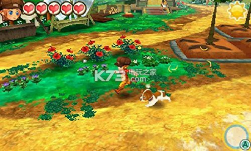 牧场物语三个村庄的珍贵朋友 汉化版下载 截图